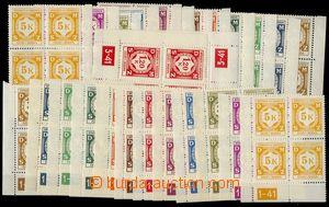 75097 - 1941 Pof.SL1-12, I.vydání, levé + pravé dolní rohové 4
