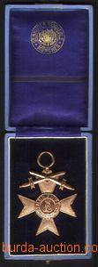 75119 - 1866 NĚMECKO / BAVORSKO  vojenský záslužný kříž III. třída,