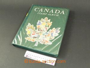 75155 - 1859-1984 CANADA  částečná generální sbírka na albov�