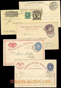 75273 - 1890-1929 MEXICO, CUBA, BRAZIL, COLOMBIA etc..  comp. 10 pcs