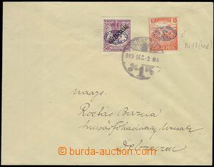 75317 - 1919 DEBRECZEN dopis zasílaný v místě, vyfr. zn. Mi.18, 61,