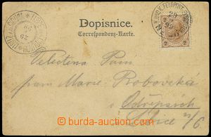 75327 - 1899 K.u.K.. Feldpost (Field-Post) Branch office No.26/ 29/8