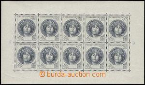 75548 - 1953 Pof.PL757, Destinnová 30h, type II., c.v.. 1500CZK, ve