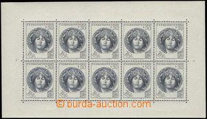 75550 - 1953 Pof.PL757, Destinnová 30h, type III., c.v.. 1200CZK, v
