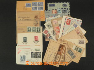 75655 - 1900-68 AUSTRIA  selection of 31 pcs of various entires,  fr