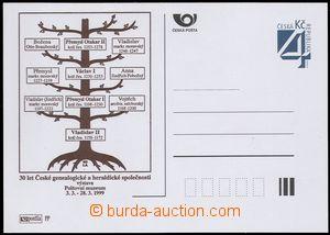 75819 - 1999 PM12, Heraldická společnost, svěží, kat. 500Kč