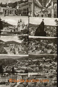 75836 - 1950 CPH3/ 1-28, complete set 28 pcs of photo postcard, good