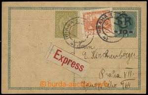 76624 - 1919 CDV1 overprint, mixed uprating on/for Ex., Austrian sta