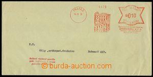 76645 - 1939 OVS Speedwell Praha 5, bez něm. názvu Praha, přítis