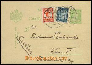 76668 - 1931 PC Mi.P90, uprated. stamp. Mi.380 + Surtax Mi.12, CDS P