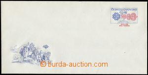 76816 - 1982 CSO1, Světový rok komunikací, pěkná kvalita, kat.