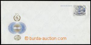 76819 - 1985 CSO3, 40. výročí založení OSN, papír s průsvitko