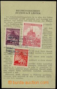 77064 - 1941 poštovna KAROLININA HUŤ, kat. Geb.0515/5, rámečkov�