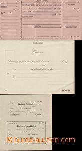77089 - 1907-40 TEACHING AIDS  comp. 7 pcs of school printed-matters