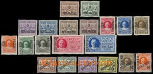 77445 - 1931 Mi.1-15, Mi.1-6, parcel and Postage due stamps, missing