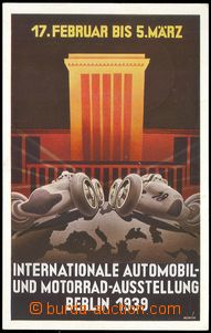 77563 - 1939 BERLIN - Internationale Automobil- and Motorrad-Ausstel