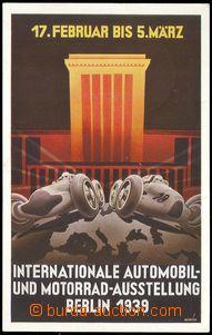 77563 - 1939 BERLIN - Internationale Automobil- und Motorrad-Ausstel