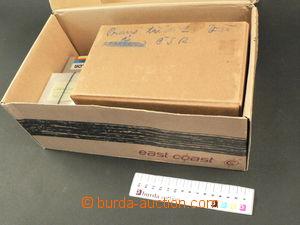 77569 - 1900-30 AERONAUTICS  collection of negatives on glass folder
