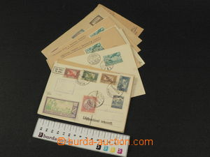 77679 - 1918-37 TOPICAL STAMP COLLECTING / AEROPHILATELY / HUNGARY