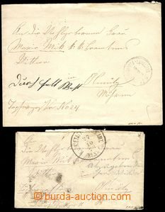 77815 - 1878-97 K.u.K. Feldpost-Expositur No.4/ 6.9.97 - light impri