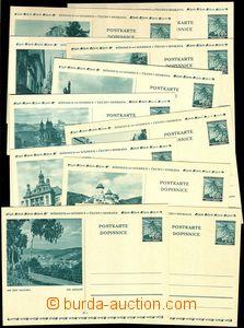 77898 - 1939 CDV6/1-12 Promotional, nice quality, c.v.. 1200CZK