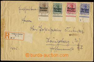 78291 - 1915 BELGIUM - country post, philatelically influenced Reg l