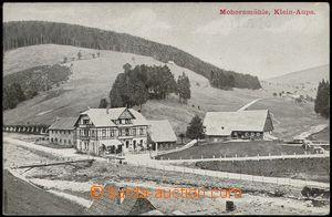 78327 - 1910 MALÁ ÚPA (Klein-Aupa) - Mohornův mlýn; nepoužitá,