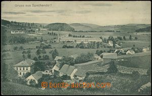78342 - 1915 LESKOVEC N. M. (Spachendorf) - general view; Us, bumped