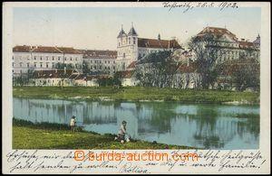 78343 - 1902 ZNOJMO - klášter Louka (Klosterbruck) a blízké okol