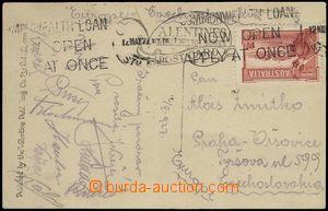 78378 - 1927 SPORTSMEN / FOOTBALL  Bohemians 1905 (AFK Vršovice), p