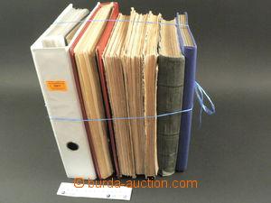 78411 - 1865-1965 EUROPE  větší zbytková sestava známek různý
