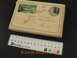 78460 - 1920-38 CZECHOSLOVAKIA 1918-39   collection of ca. 100 pcs o