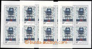 78478 - 1993 Pof.PL5 Contemporary Art, complete set 4 pcs of PB (A,B