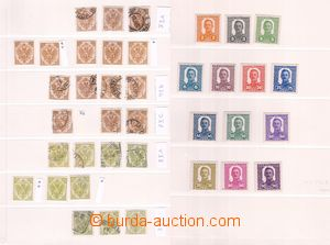 78795 - 1879-1918 BOSNIA AND HERZEGOVINA  specialized collection of