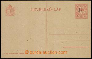 78903 - 1919 CRV22, Kremnické provizorium, výrazný nedotisk přet