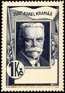 78969 - 1938 originální kresba návrhu S. Kulhánka na známku s p