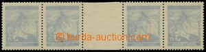 79045 - 1939 Pof.M20, Linden Leaves (recess printing), 4-stamp gutte