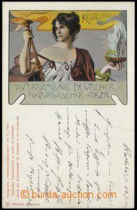 79099 - 1902 KARLOVY VARY (Karlsbad) - propagační pohlednice, 74.