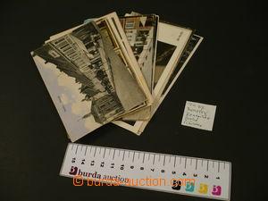 79186 - 1900-45 TOPOGRAPHY / Czechoslovakia  selection of 20 pcs of