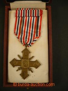 79197 - 1945 Czechoslovakia 1945-92  Czechoslovak war cross 1939, co