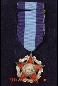 79198 - 1986 Czechoslovakia 1945-92  Order of work, II. issue, cordo