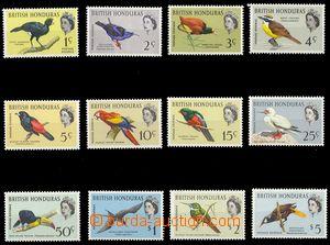 79496 - 1962 Mi.164-175, Birds, complete set 12  pcs, mint never hin