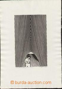 79602 - 1966 DUBAY Orest (1919-2005): Idea, author's print 96/200 wi