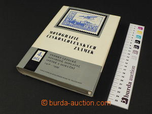 79726 - 1986 Monograph of Czechosl. stamps, 4. part, Stmp air-mail,