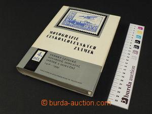 79726 - 1986 Monografie čs. známek, 4. díl, Známky letecké, nov