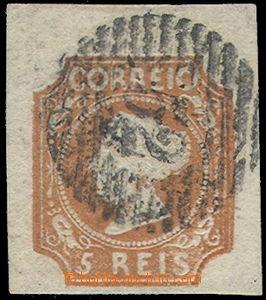 79894 - 1853 Mi.1a, Maria II., kat. 1200€