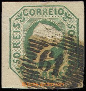 79895 - 1853 Mi.3a, Maria II, kat. 1300€