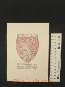 80099 - 1931 EXLIBRIS  příležitostné vydání exlibris, obsahuje
