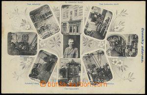 80185 - 1910 LIPNÍK NAD BEČVOU - propagační pohlednice fy Eduard