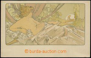 80229 - 1900 MUCHA Alfons (1860–1939), Champenois, Série 3 (Weill